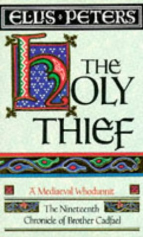 The Holy Thief Brother Caedfael 19