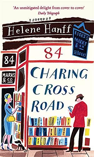 84 Charing Cross Road (Paperback): Helene Hanff