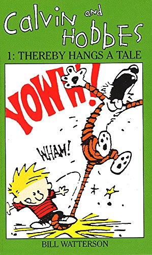 9780751505085: Calvin And Hobbes Volume 1 `A': The Calvin & Hobbes Series: Thereby Hangs a Tail