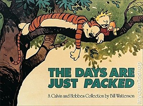 9780751507614: The Days Are Just Packed: Calvin & Hobbes Series: Book Twelve
