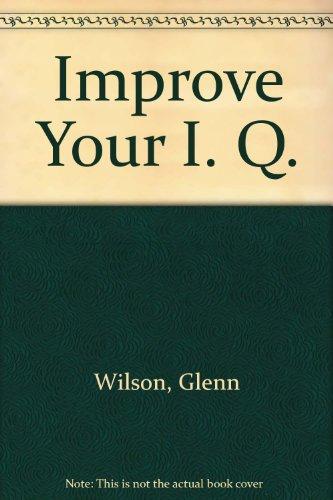 9780751509571: Improve Your I. Q.