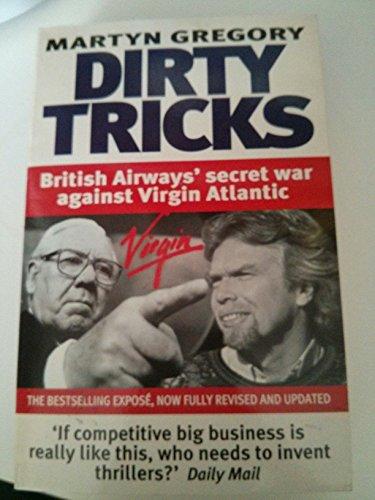 9780751510638: Dirty Tricks: British Airways' Secret War Against Virgin Atlantic