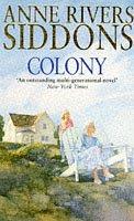 9780751510829: Colony