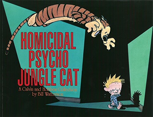 9780751511277: Homicidal Psycho Jungle Cat : A Calvin & Hobbes Collection