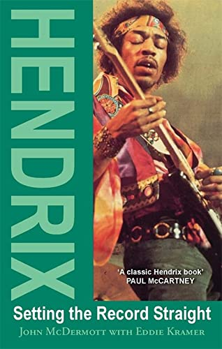 9780751511291: Hendrix: Setting the Record Straight