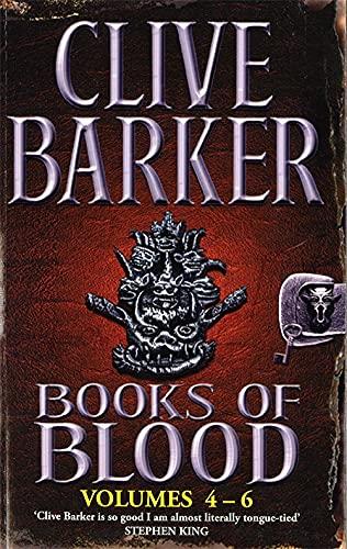 9780751512250: Books of Blood, Vols. 4-6 (v. 2)