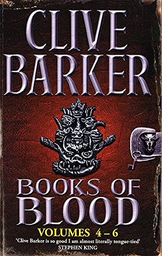 BOOKS OF BLOOD VOLUMES 4-6