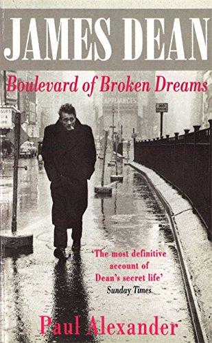 9780751512823: James Dean: Boulevard of Broken Dreams