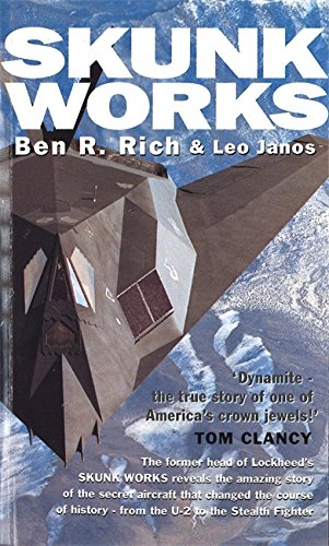 9780751515039: Skunk Works: A Personal Memoir of My Years at Lockheed