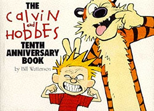9780751515572: The Calvin and Hobbes Tenth Anniversary Book