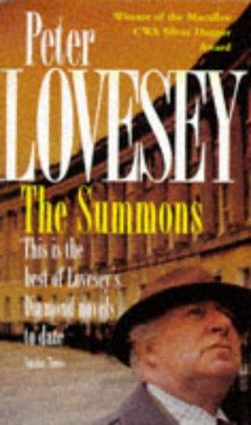 9780751516272: The Summons (Peter Diamond Mystery)