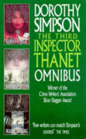 """9780751517156: The Third Inspector Thanet Omnibus: """"Element of Doubt"""", """"Suspicious Death"""", """"Dead by Morning"""""""