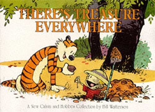 9780751517194: There's Treasure Everywhere: Calvin & Hobbes Series: Book Fifteen (Calvin and Hobbes Series)