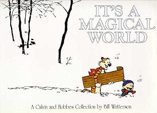 9780751517200: It's A Magical World: A Calvin and Hobbes Collection