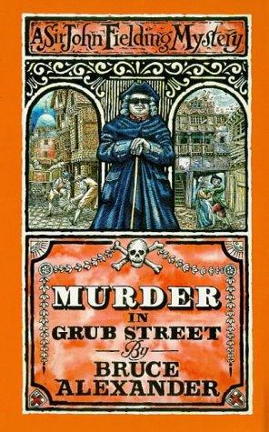 9780751517736: Murder in Grub Street (A Sir John Fielding Mystery)