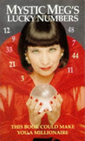 9780751518757: Mystic Meg's Lucky Numbers Book