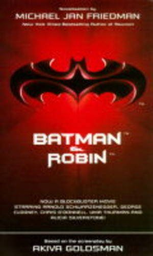 9780751520019: Batman And Robin