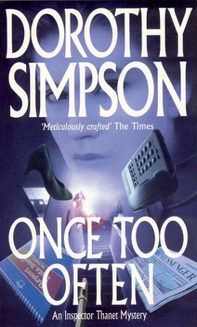 9780751520392: Once Too Often (An Inspector Thanet Mystery)