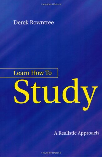9780751520880: Learn How to Study