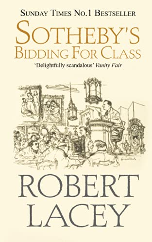 9780751523621: Sotheby's: Bidding for Class