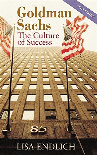 9780751527506: Goldman Sachs: The Culture of Success