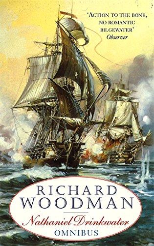 The First Nathaniel Drinkwater Omnibus 'Eye of: Woodman, Richard