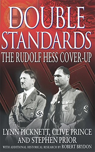 9780751532203: Double Standards: The Rudolf Hess Cover-Up