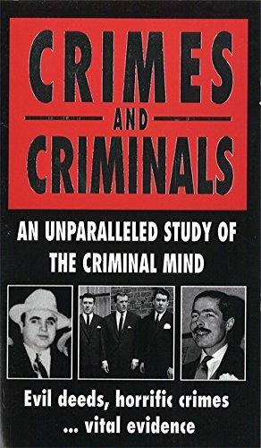 9780751533620: Crimes And Criminals