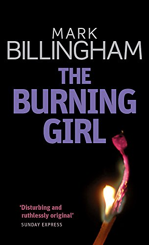 9780751534894: The Burning Girl (Tom Thorne Novels)