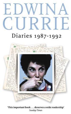 9780751534948: Diaries 1987-1992
