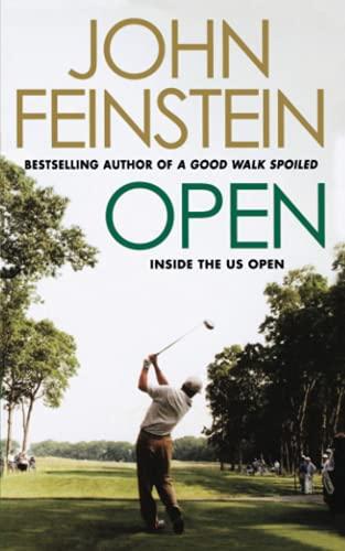 9780751535969: Open: Inside the US Open Golf Tournament