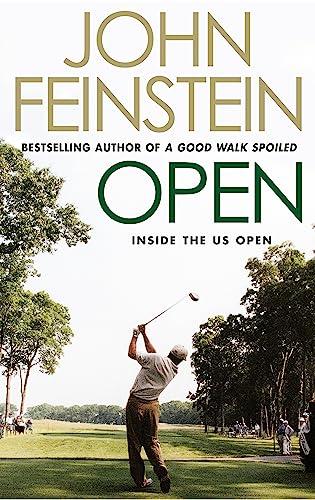 9780751535969: Open : Inside the Us Open Golf Tournament