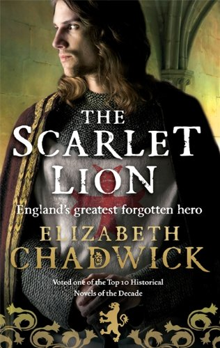 9780751536591: The Scarlet Lion (William Marshal)
