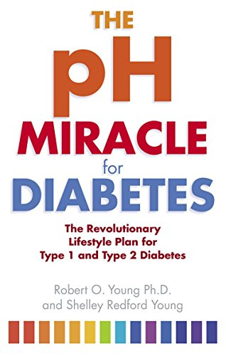 9780751536850: The pH Miracle For Diabetes: The Revolutionary Lifestyle Plan for Type 1 and Type 2 Diabetes
