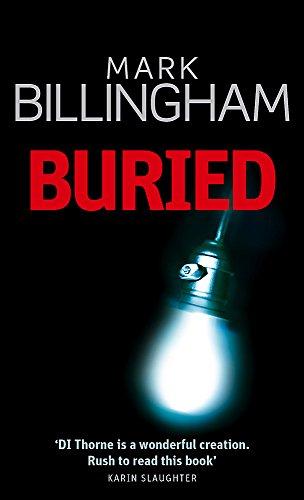 Buried. Roman - signiert: Billingham, Mark