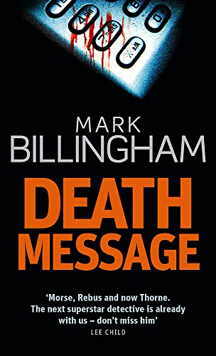 9780751537253: Death Message (Tom Thorne Novels)