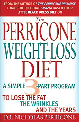 9780751537970: The Perricone Weight-Loss Diet