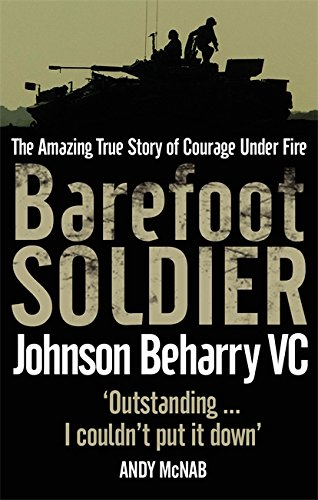 9780751538793: Barefoot Soldier