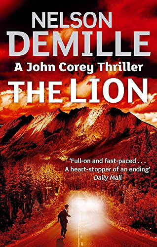 9780751538830: The Lion: Number 5 in series (John Corey)