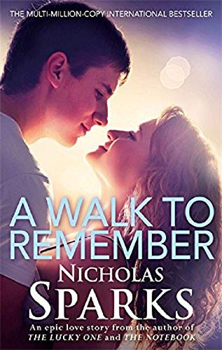 9780751538946: A Walk To Remember