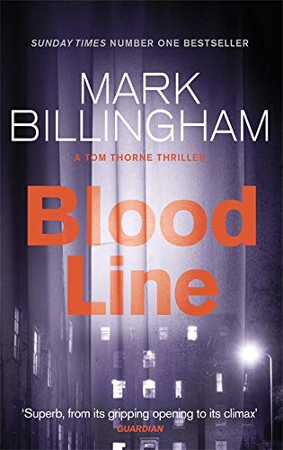 9780751539943: Bloodline (Tom Thorne Novels)