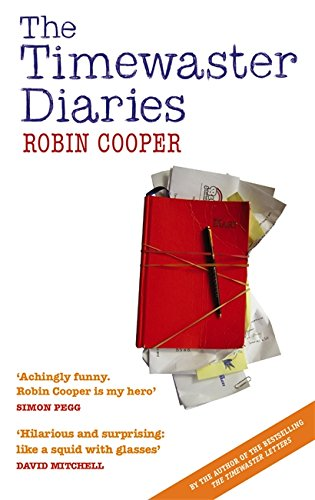 9780751540215: The Timewaster Diaries: A Year in the Life of Robin Cooper