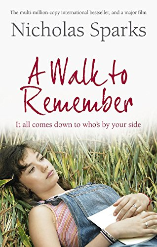 9780751540482: A Walk To Remember