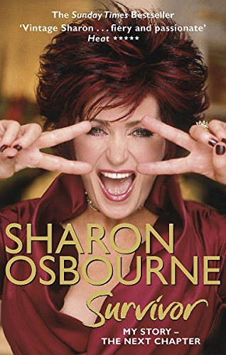 9780751540543: Sharon Osbourne Survivor: My Story-The Next Chapter