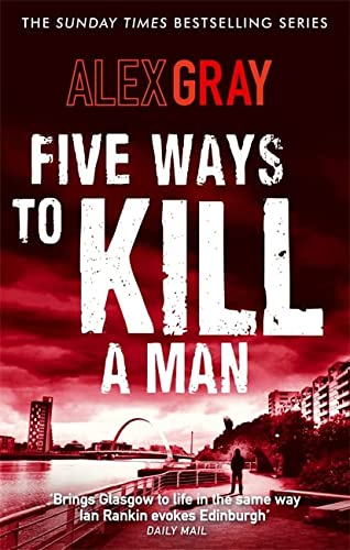 9780751540789: Five Ways to Kill a Man (DCI Lorimer)