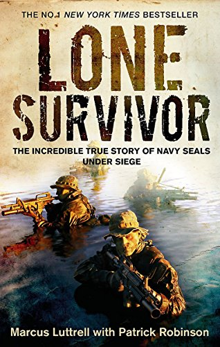 Lone Survivor: Luttrell, Marcus; Robinson,