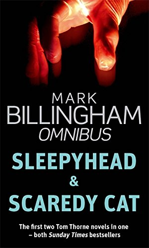 9780751541656: Sleepyhead/Scaredy Cat: Numbers 1 & 2 in series: AND Scaredy Cat (Tom Thorne Omnibus 1)
