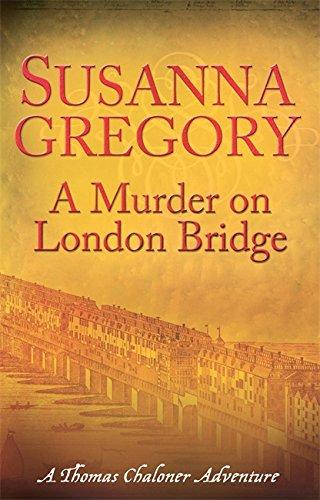 9780751541823: A Murder on London Bridge (Exploits of Thomas Chaloner)