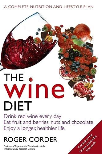9780751542011: The Wine Diet