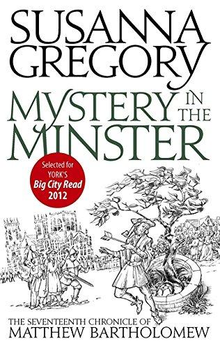 9780751542592: Mystery in the Minster (Matthew Bartholomew Chronicles)